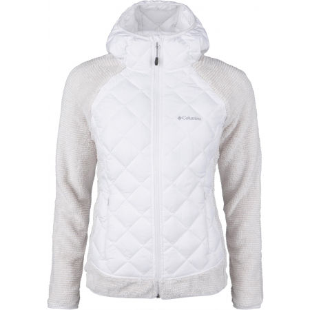 Columbia TECH HYBRID FLEECE - Hanorac călduros damă