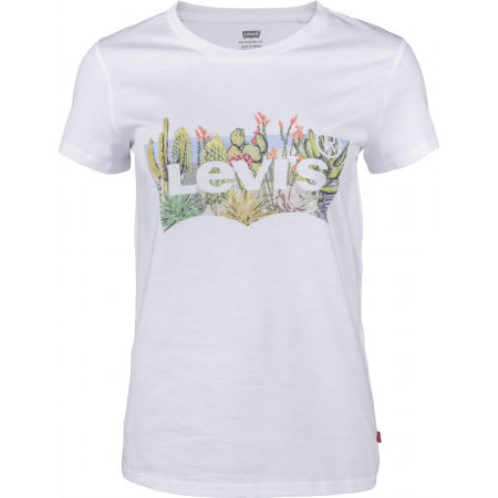 Női póló - Levi's THE PERFECT TEE - 1