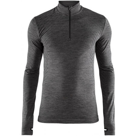 Men's functional top - Craft FUSEKNIT COMFORT ZIP M