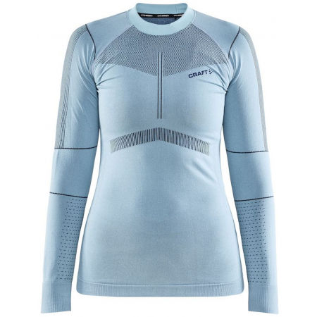 Craft ACTIVE INTENSITY CN LS W - Tricou funcțional de damă
