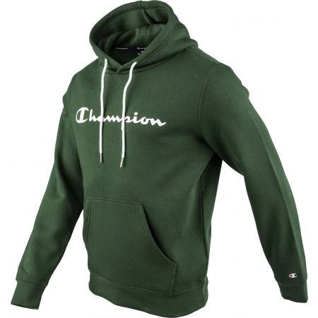 Men's hoodie - Champion HOODED SWEATSHIRT - 2