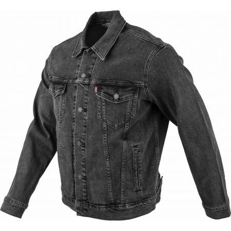 Pánska jeansová bunda - Levi's THE TRUCKER JACKET CORE - 2