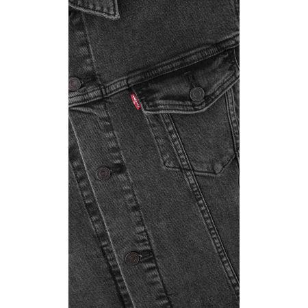 Pánská jeansová bunda - Levi's THE TRUCKER JACKET CORE - 4
