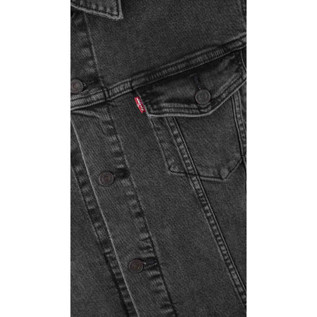 Pánska jeansová bunda - Levi's THE TRUCKER JACKET CORE - 4