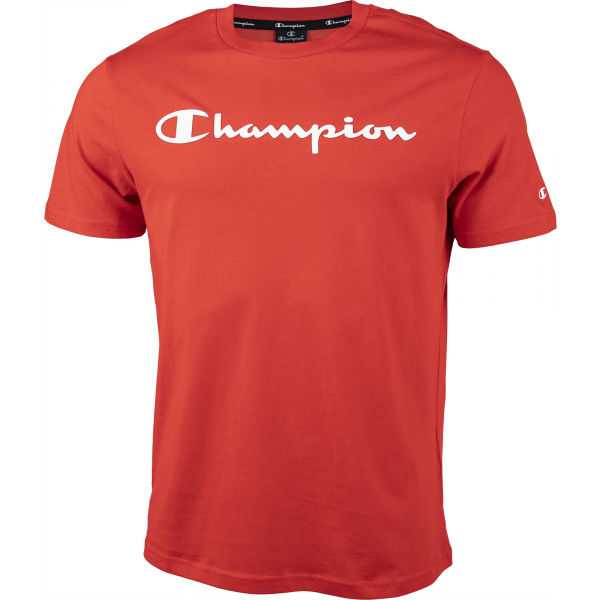 Champion CREWNECK T-SHIRT  S - Pánske tričko