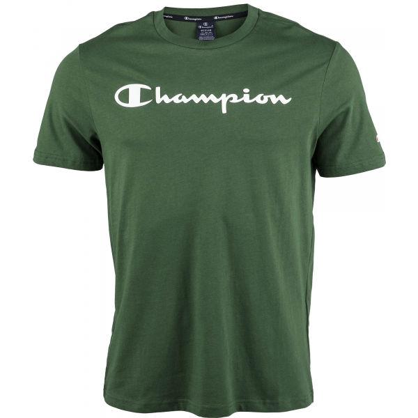 Champion CREWNECK T-SHIRT  M - Pánske tričko