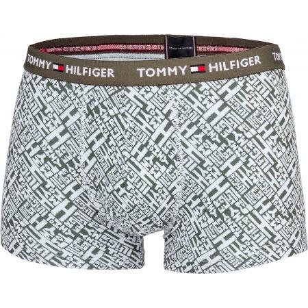 Pánske boxerky - Tommy Hilfiger TRUNK PRINT - 1