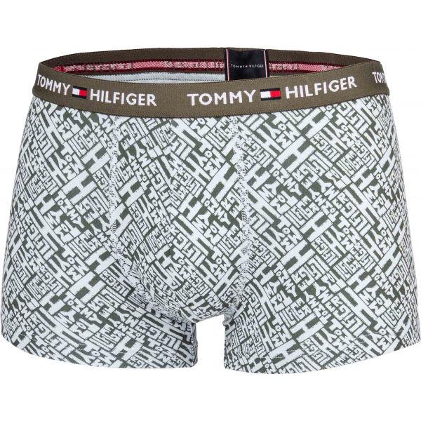 Tommy Hilfiger TRUNK PRINT  M - Pánské boxerky
