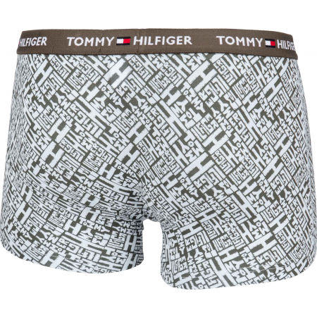 Férfi boxeralsó - Tommy Hilfiger TRUNK PRINT - 3