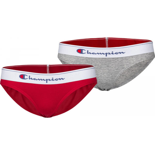Champion BRIEF CLASSIC X2 MIX  L - Dámské kalhotky