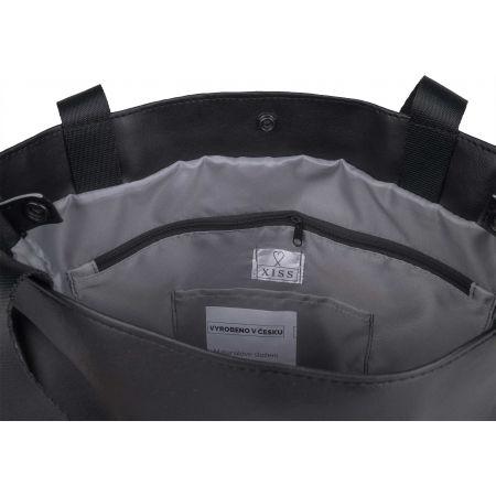 Women's handbag with inner backpack - XISS KABELKA S PYTLEM - 3