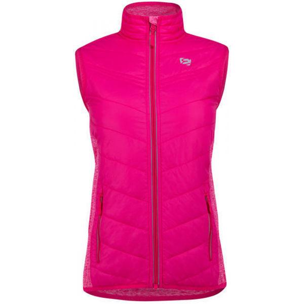 Etape ARTEMIS ružová XL - Dámska hybridná vesta