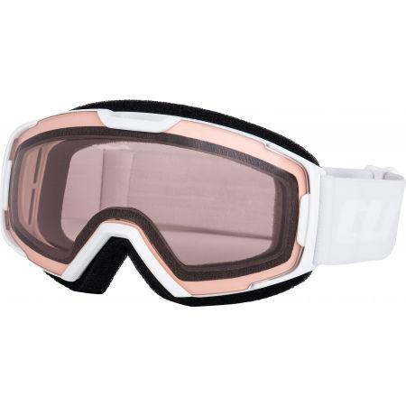 Arcore FLATLINE - Juniorské dievčenské lyžiarske/snowboardové okuliare