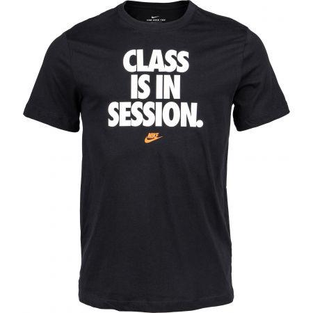 Nike NSW SS TEE BTS I SESSIONN M - Pánské tričko
