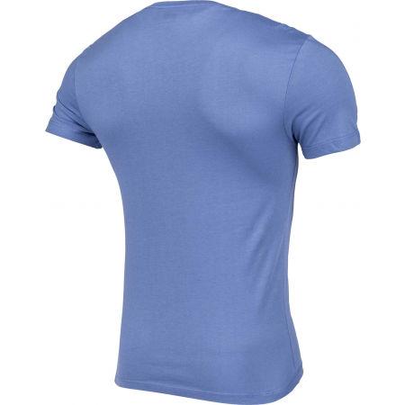 Мъжка тениска - Levi's SLIM 2PK CREWNECK 1 - 4