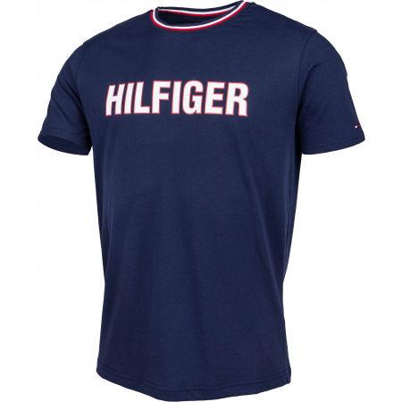 Pánske tričko - Tommy Hilfiger CN SS TEE - 2