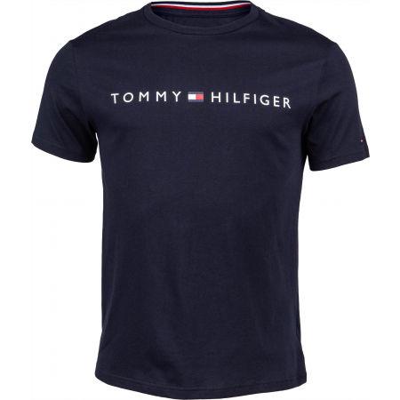 Tricou bărbați - Tommy Hilfiger CN SS TEE LOGO - 1