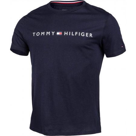Tricou bărbați - Tommy Hilfiger CN SS TEE LOGO - 2