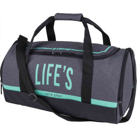 Дамска спортна чанта - Lotto BAG TRAINING MLG W - 2
