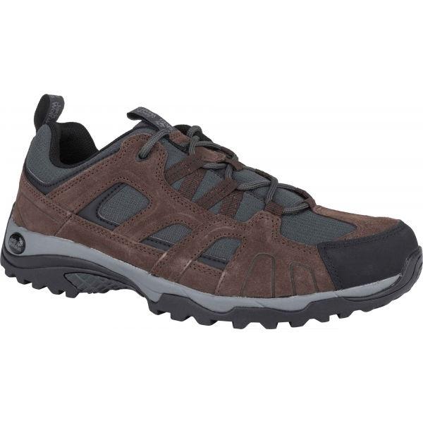 Jack Wolfskin MONTANA HIKE LOW  10 - Pánská outdoorová obuv
