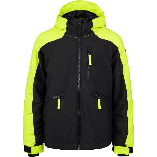 O'Neill PB DIABASE JACKET  170 - Chlapecká lyžařská/snowboardová bunda