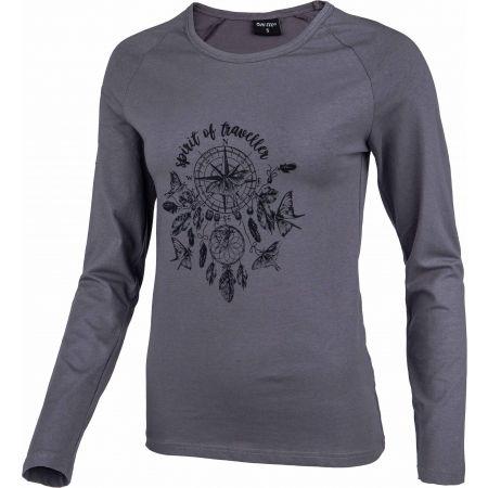 Koszulka damska - Hi-Tec LADY EBERRY LS - 2