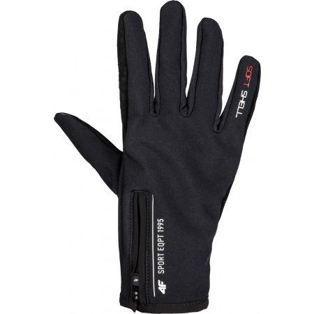 4F GLOVES - Softshellové rukavice