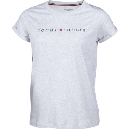 Női póló - Tommy Hilfiger RN TEE SS LOGO - 2