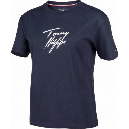 Damenshirt - Tommy Hilfiger CN TEE SS LOGO - 2