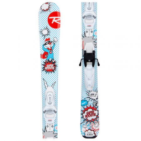 Rossignol SUPER ROOSTIE X+KID 4 - Children's downhill skis