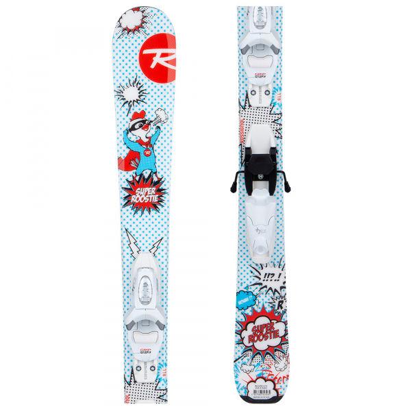 Rossignol SUPER ROOSTIE X+KID 4  110 - Pánské sjezdové lyže