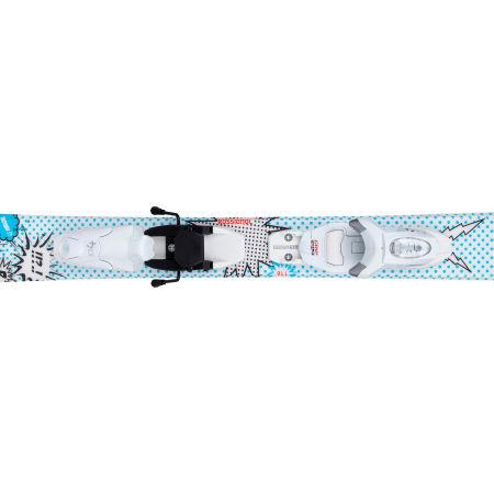 Children's downhill skis - Rossignol SUPER ROOSTIE X+KID 4 - 4
