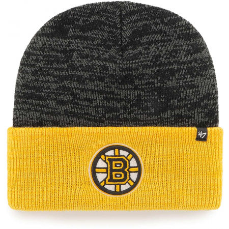 Wintermütze - 47 NHL BOSTON BRUINS TWO TONE BRAIN FREEZE '47 CUFF KNIT BLK - 1