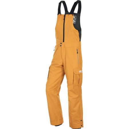 Picture AUGUST BIB - Kids' ski trousers