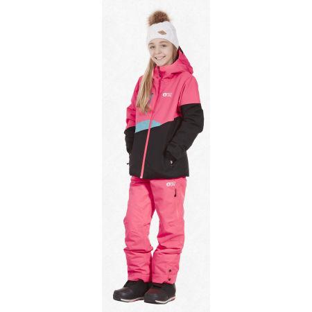 Kids' ski jacket - Picture NAIKA - 3