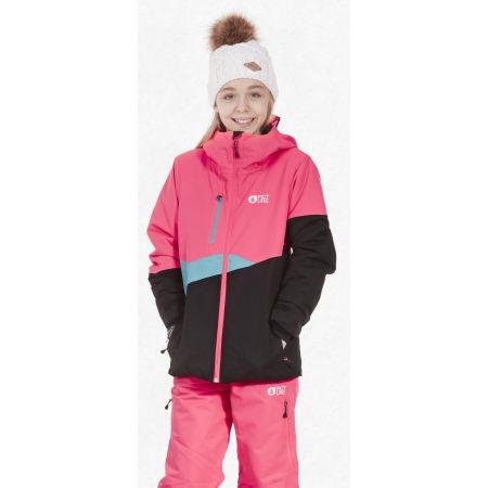 Kids' ski jacket - Picture NAIKA - 4