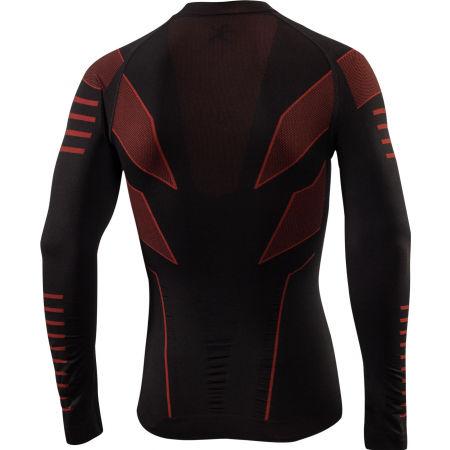 Men's functional seamless T-shirt - Klimatex CROUL - 2