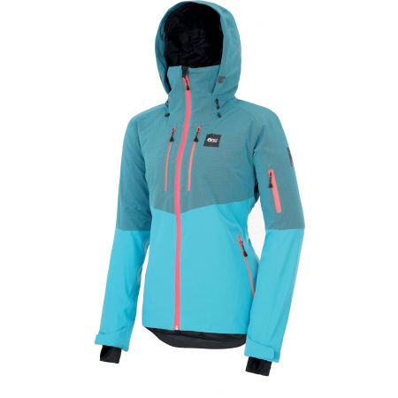 Picture SIGNA 20/15 BLU - Women's ski jacket