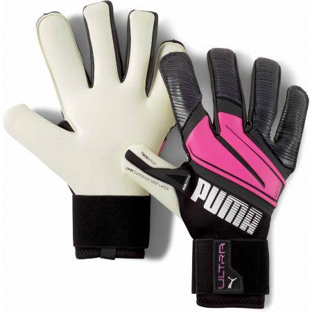 Мъжки вратарски ръкавици - Puma ULTRA GRIP 1 HYBRID PRO
