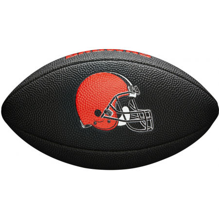 Mini míč - Wilson MINI NFL TEAM SOFT TOUCH FB BL CL - 3