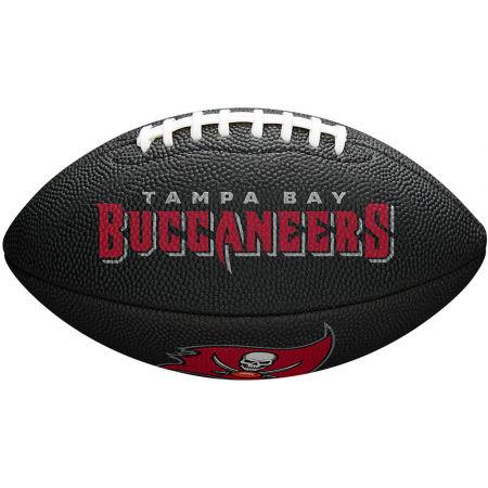 Mini míč - Wilson MINI NFL TEAM SOFT TOUCH FB BL TB - 2