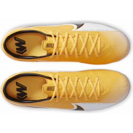 Men's football boots - Nike MERCURIAL VAPOR 13 ACADEMY FG/MG - 4