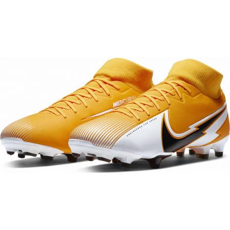 Ghete de fotbal bărbați - Nike MERCURIAL SUPERFLY 7 ACADEMY FG/MG - 3