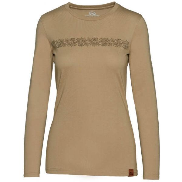 Northfinder ORGESA - Dámske tričko organická bavlna