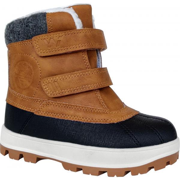 Willard KIDDO  28 - Dětská zimní obuv