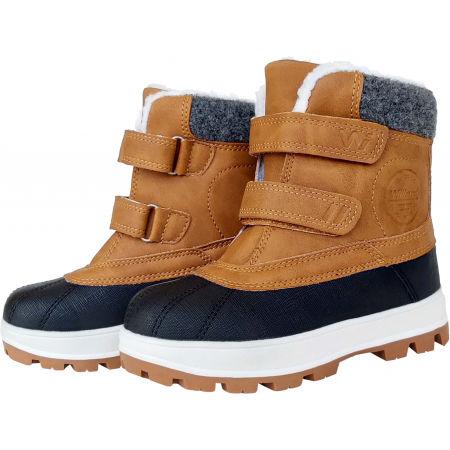 Detská zimná obuv - Willard KIDDO - 2