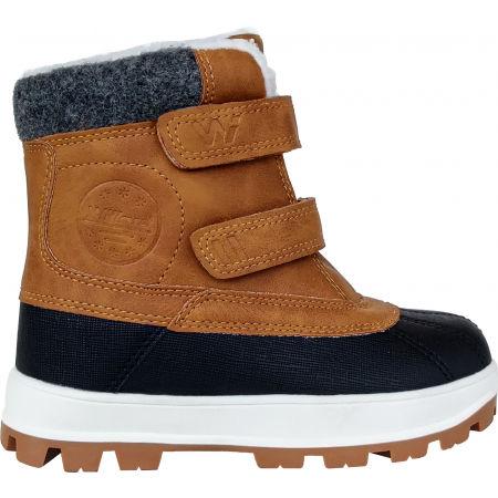 Detská zimná obuv - Willard KIDDO - 3