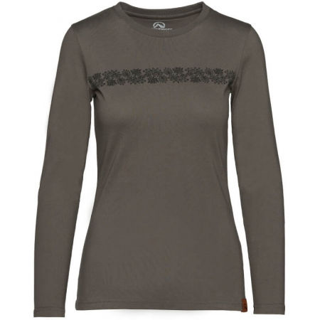 Northfinder ORGESA - Women's long sleeve T-shirt