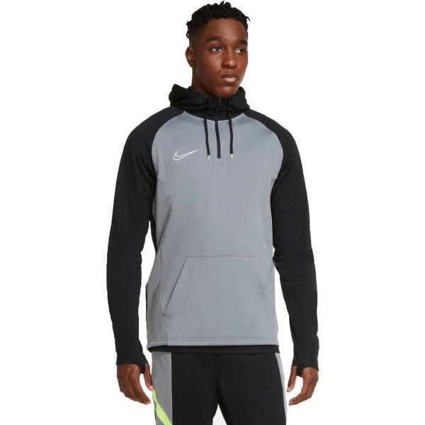 Nike DRY ACD DRIL HOODIE FP MX M - Pánska futbalová mikina
