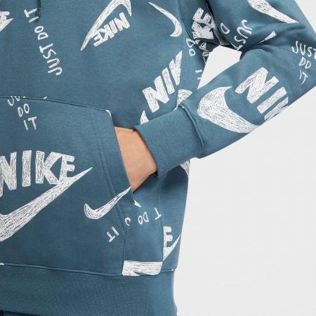 Pánská mikina - Nike NSW CLUB HOODIE PO BB AOP 1 M - 7